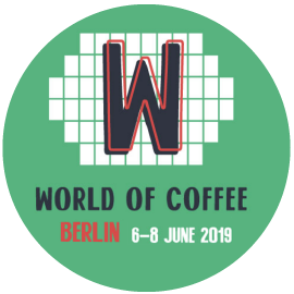world of coffee 2019